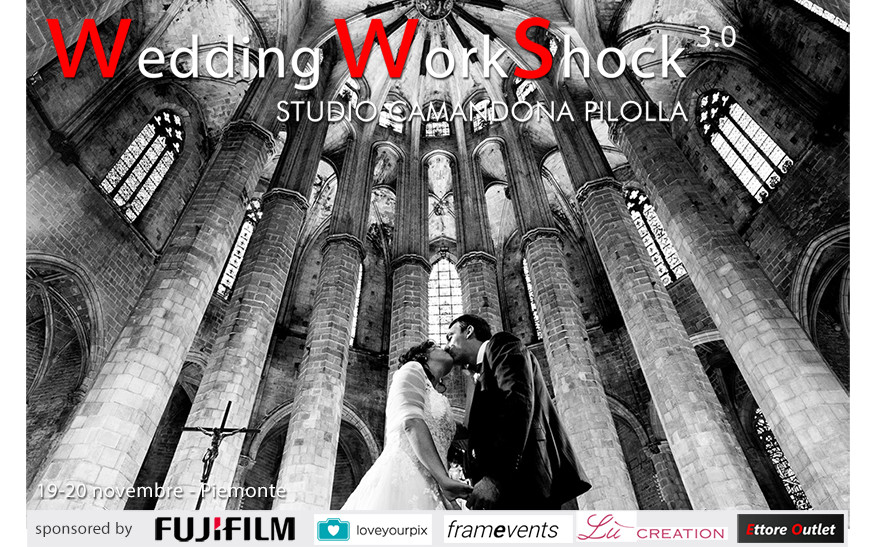 locandina wedding workshock 2016